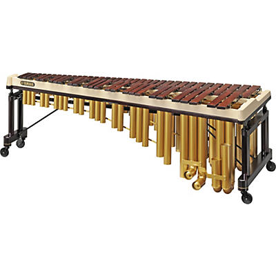 Yamaha 5 Octave Artist Model Rosewood Marimba