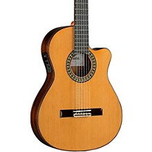 Open Box Alhambra 5 P CT Classical Acoustic-Electric Guitar