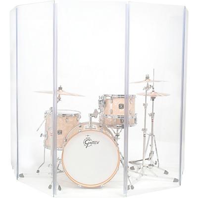 Gibraltar 5-Panel Drum Shield