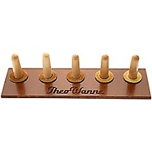 Theo Wanne 5-Peg Wooden Mouthpiece Stand
