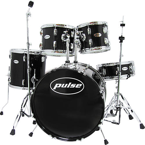 Pulse 5-Piece 22/10/12/14 Drum Set with Hardware
