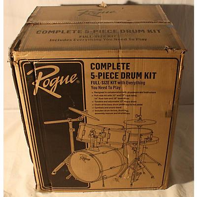 Rogue 5 Piece Complete Drum Kit Drum Kit