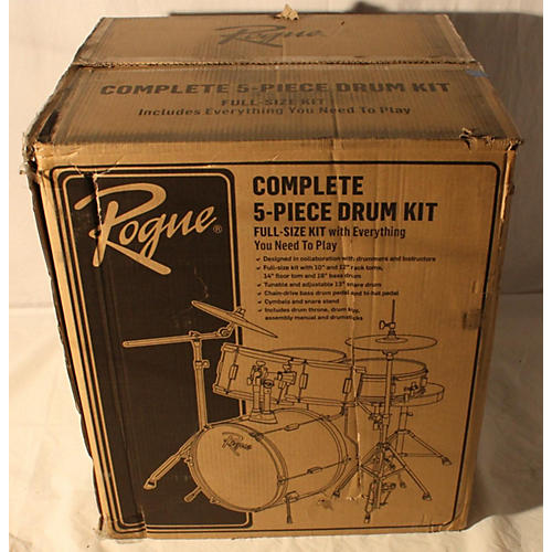 5 Piece Complete Drum Kit Drum Kit