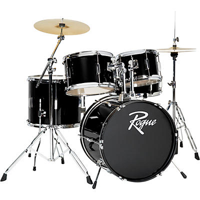Rogue 5-Piece Complete Drum Set