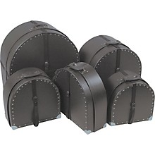 5-Piece Drum Case Set New Fusion