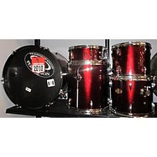 GP Percussion 5 Piece Drum Kit