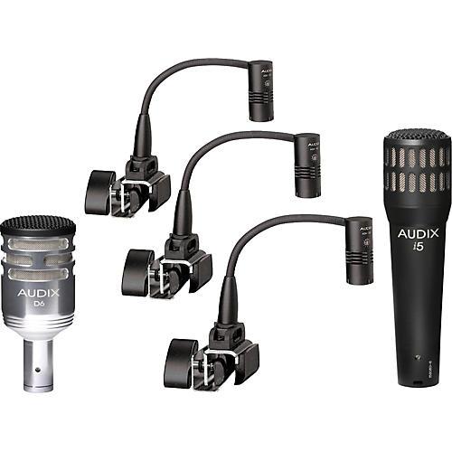 Audix 5-Piece Drum Pack