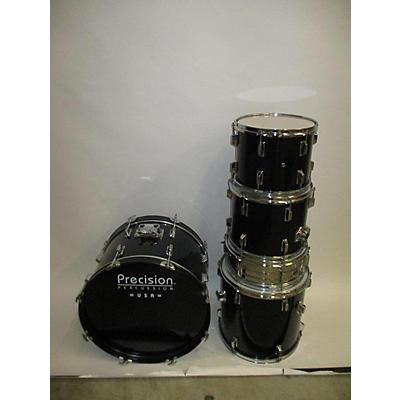 PRECISION DRUM CO 5 Piece Drum Set Drum Kit