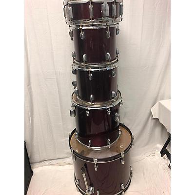Pacifica 5 Piece Drum Set Drum Kit