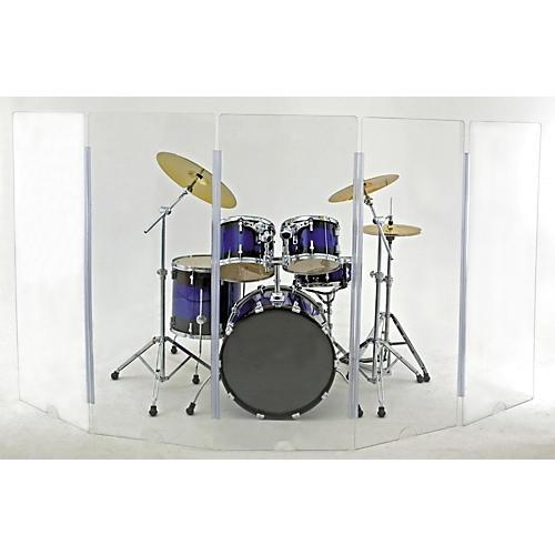 Cal-Mil 5-Piece Drum Shield