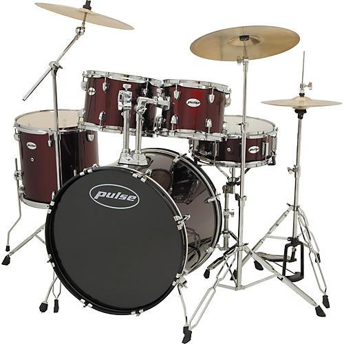 5-Piece Standard Drum Set