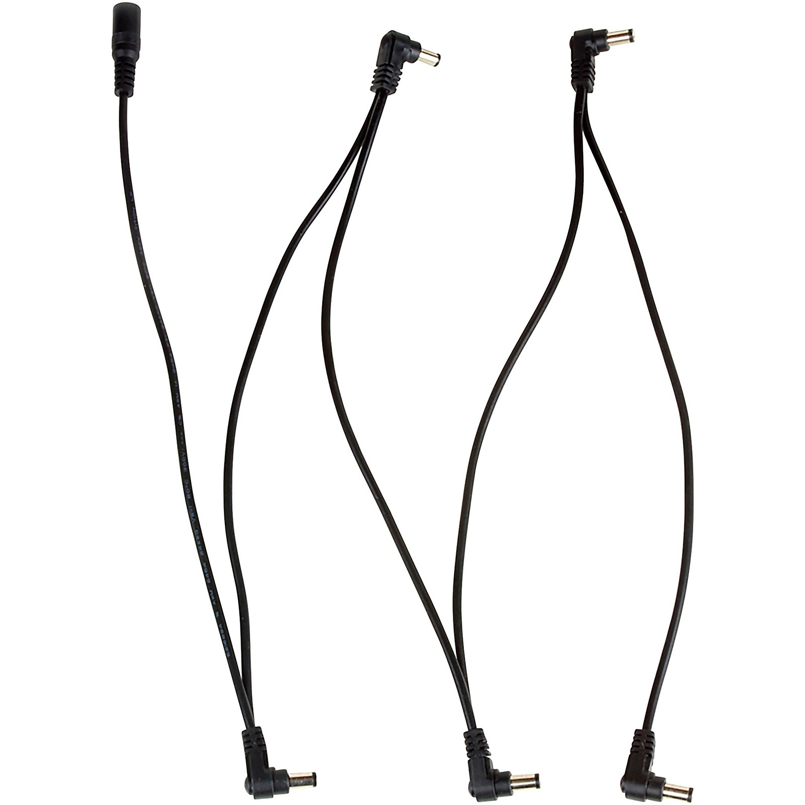 Throne Room Pedals 5-Plug Daisy Chain Power Cable