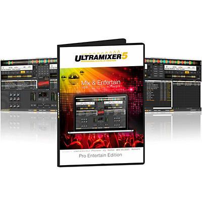 UltraMixer 5 Pro for Mac Software Download