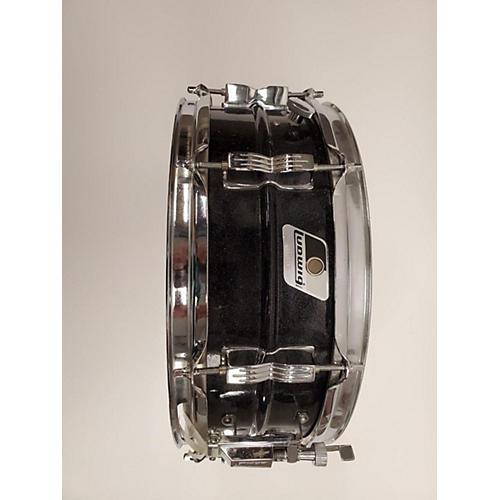 Ludwig 5.5X14 1980's Drum Black Galaxy 10