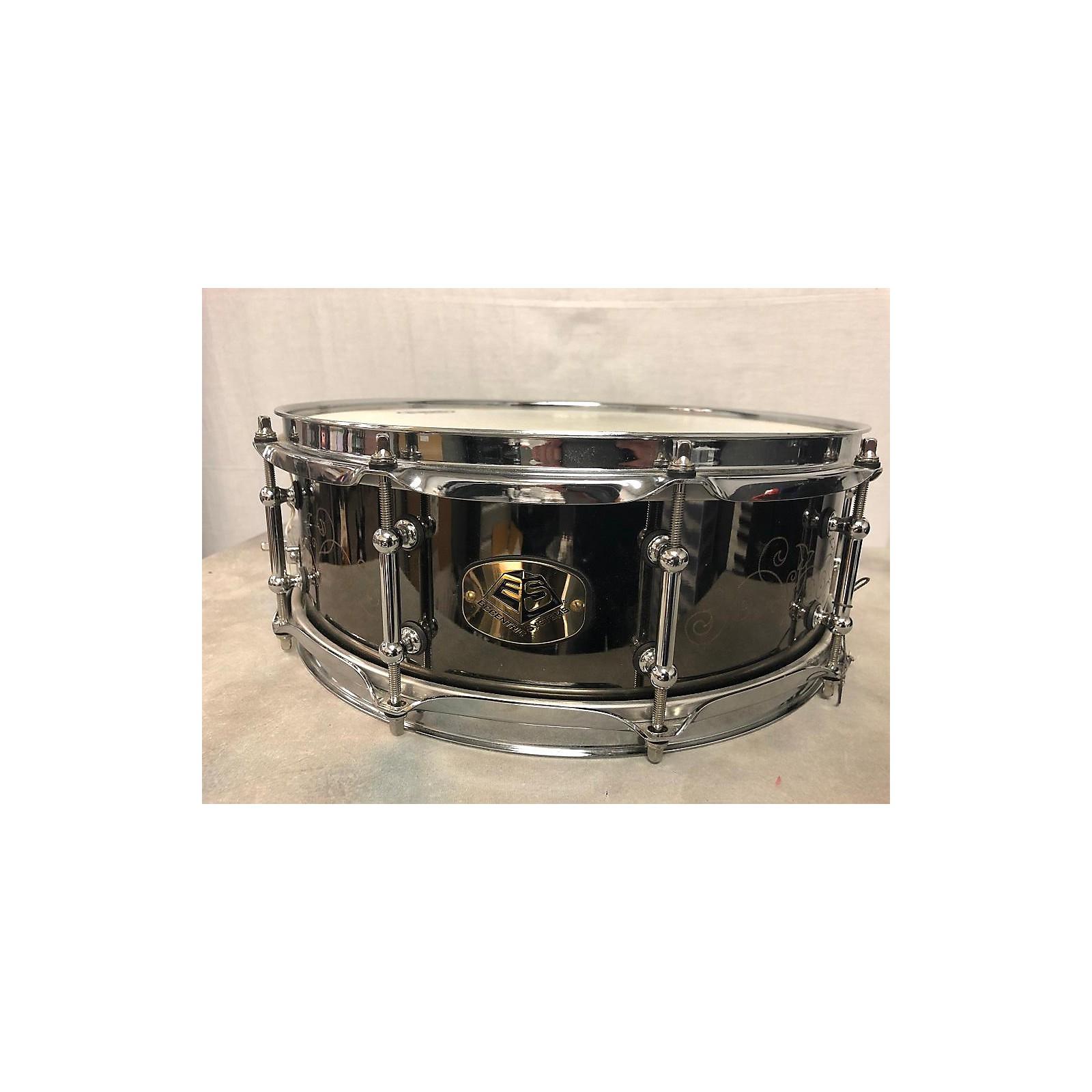 Eccentric Systems Design 5.5X14 BRASS SNARE Drum