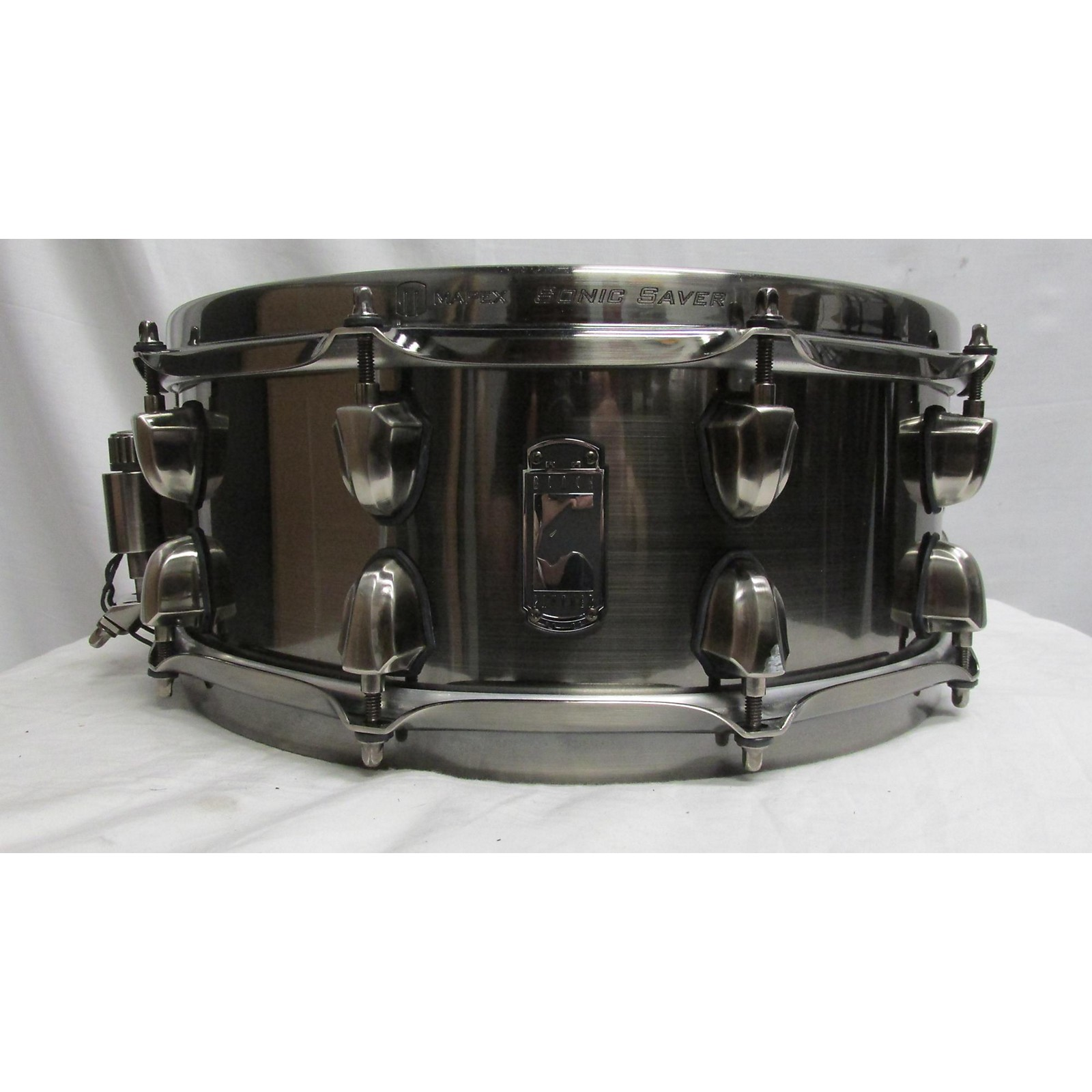 Mapex 5.5X14 Black Panther Blade Snare Drum