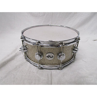 DW 5.5X14 Collector's Series Finish Ply Snare Drum