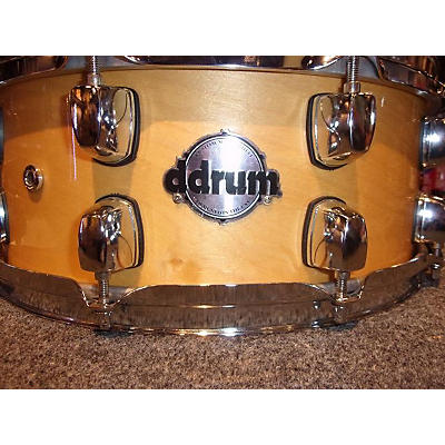 ddrum 5.5X14 Dominion Maple Snare Drum