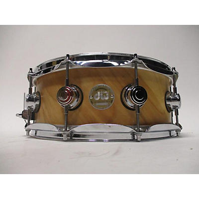 DW 5.5X14 Exotic Twisted Bamboo Drum