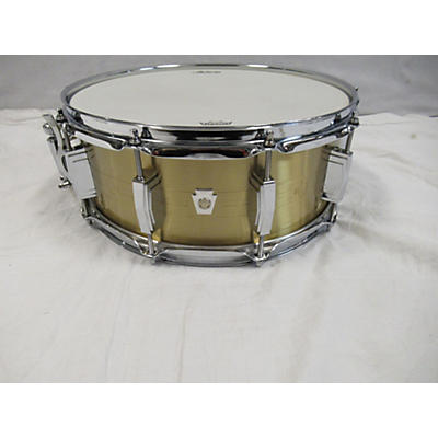 Ludwig 5.5X14 Heirloom Brass Drum
