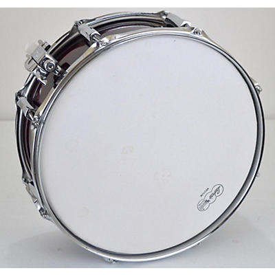 Pearl 5.5X14 Red Black Oyster Drum