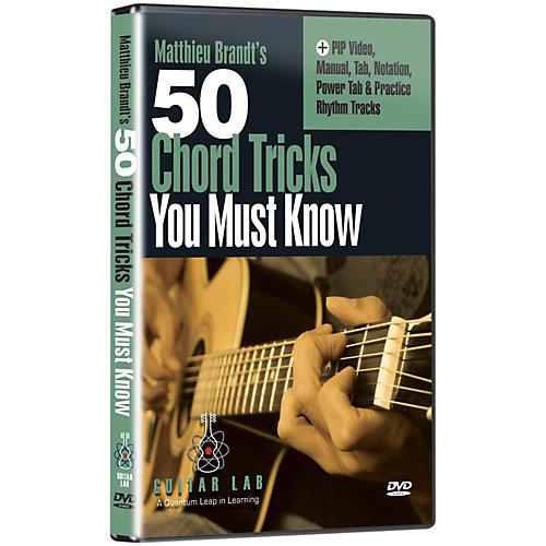 Emedia 50 Chord Tricks You Must Know DVD