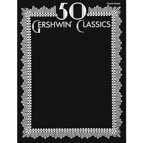 Alfred 50 Gershwin Classics Piano/Vocal/Chords
