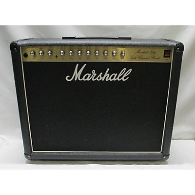 Marshall 50 Split Channel Reverb Guitar Combo Amp