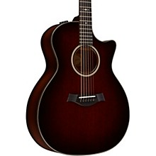 Taylor 500 Series 524ce-SEB Grand Auditorium Acoustic-Electric Guitar
