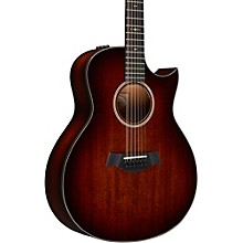 Taylor 500 Series 566ce 12-String Grand Symphony Acoustic Electric Guitar