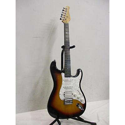 Fretlight 500 Series Solid Body Electric Guitar