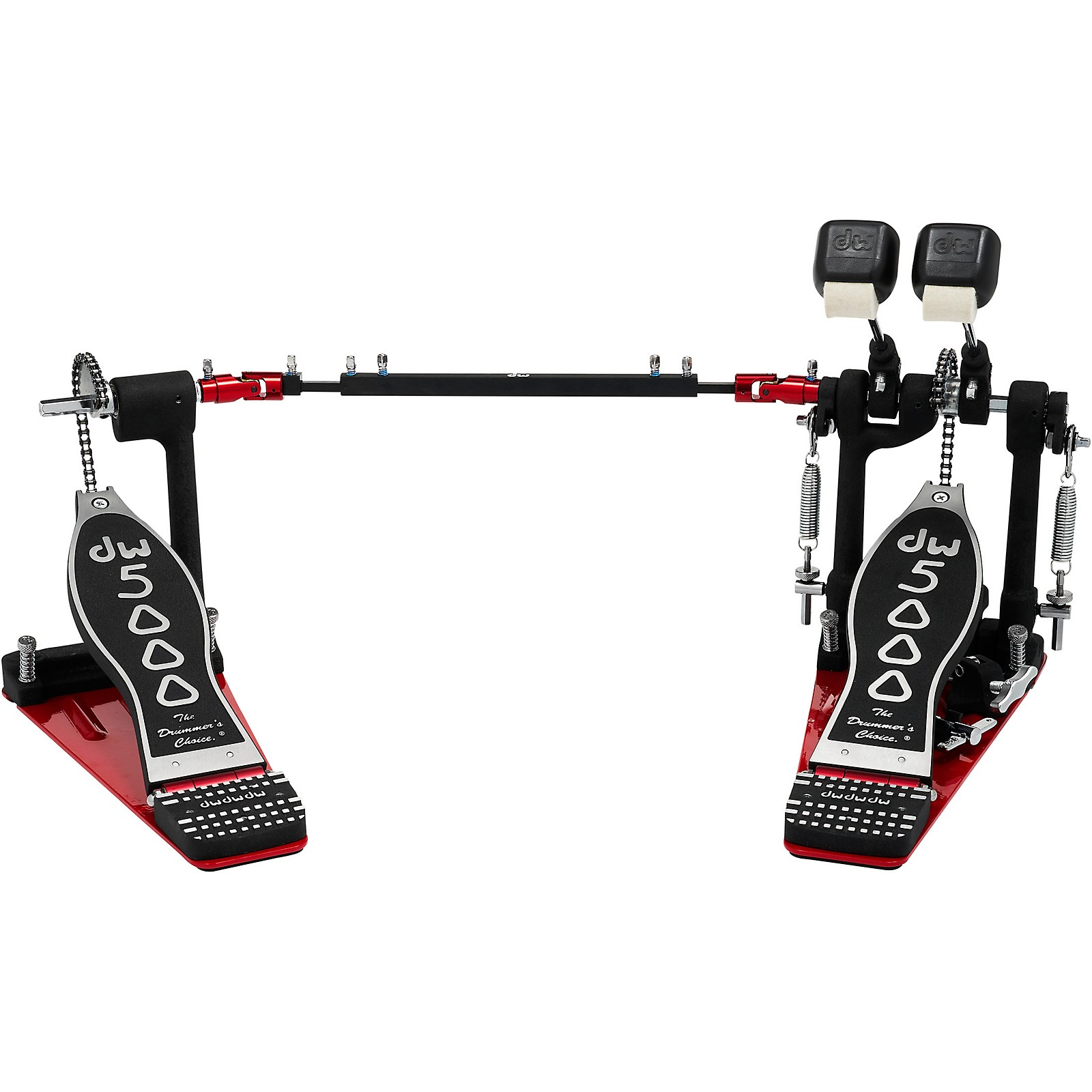 DW 5000 Series Single Chain Double Bass Drum Pedal with Bag