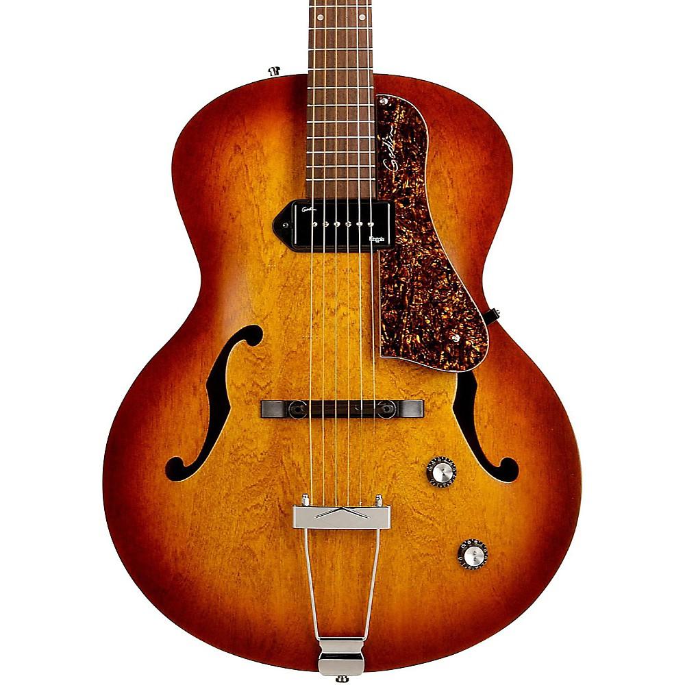 Godin 5Th Avenue Kingpin Archtop Hollowbody Electric Guitar