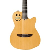 Godin Acs-Sa Nylon String Cedar Top Acoustic-Electric Guitar Semi-Gloss Natural