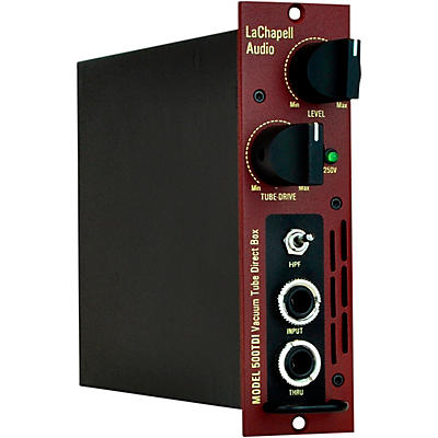 LaChapell Audio 500TDI Tube Direct Box
