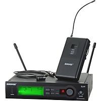 Shure Slx14/84 Wireless Lavalier Microphone System Ch G4