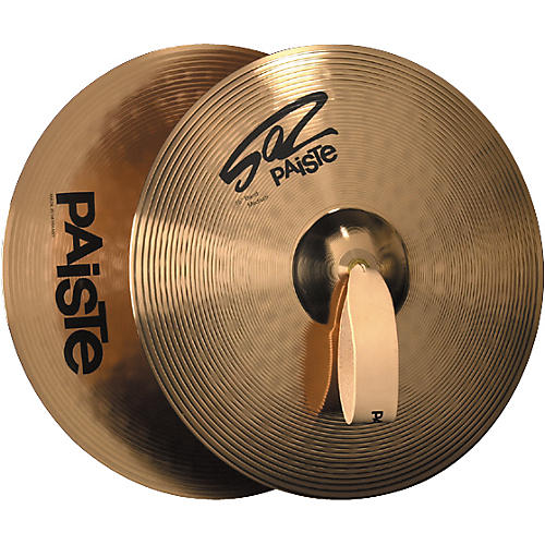 paiste 502 plus band medium crash cymbal pair musician 39 s friend. Black Bedroom Furniture Sets. Home Design Ideas