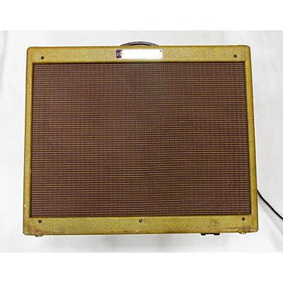 Victoria 50212 50W 2X12 W/ TUBE REVERB TANK Tube Guitar Combo Amp