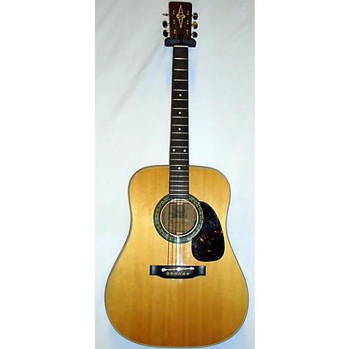 Alvarez 5022 Acoustic Guitar Vintage Natural