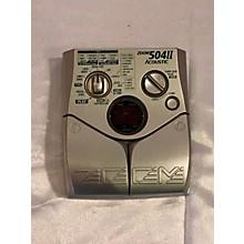 Zoom 504 II Effect Pedal
