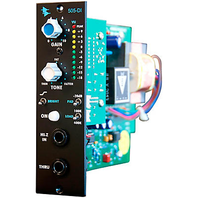 API 505-DI 500 Series Direct Input