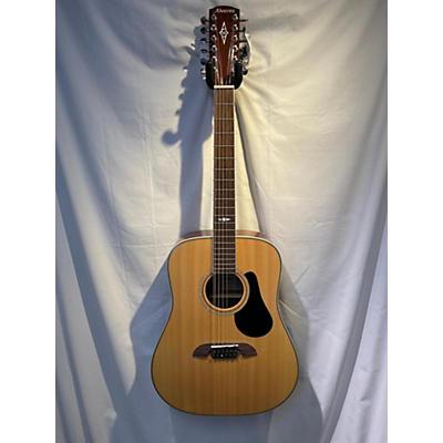 Alvarez 5054 12 String 12 String Acoustic Guitar