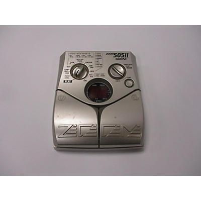 Zoom 505II Guitar Effect Processor