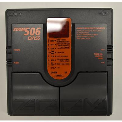 Zoom 506 BASS Effect Processor