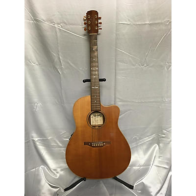 Alvarez 5086 Acoustic Electric Guitar
