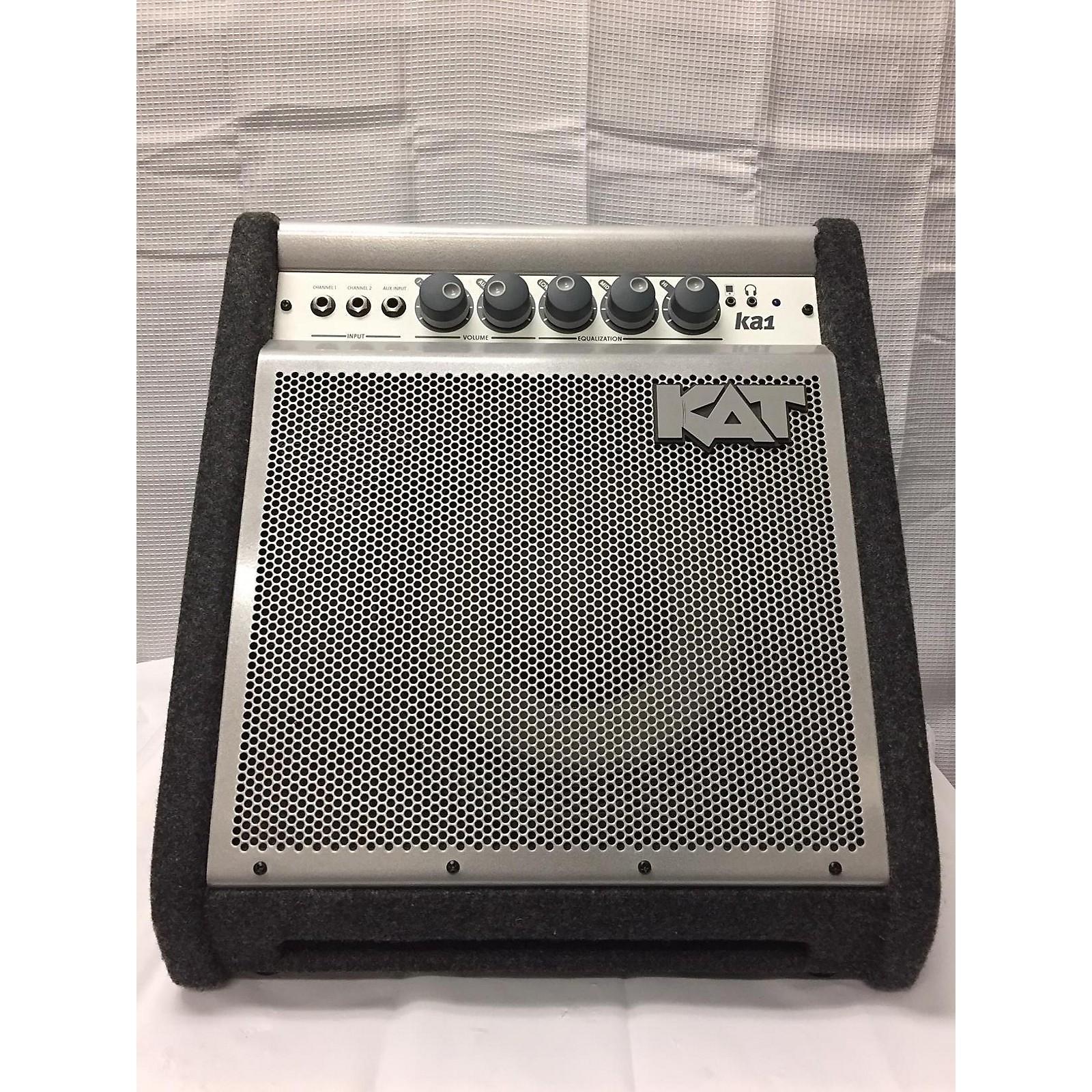 KAT Percussion 50W Digital Drumset Amplifier Drum Amplifier