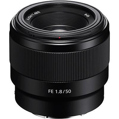Sony 50mm f/1.8 Telephoto Lens