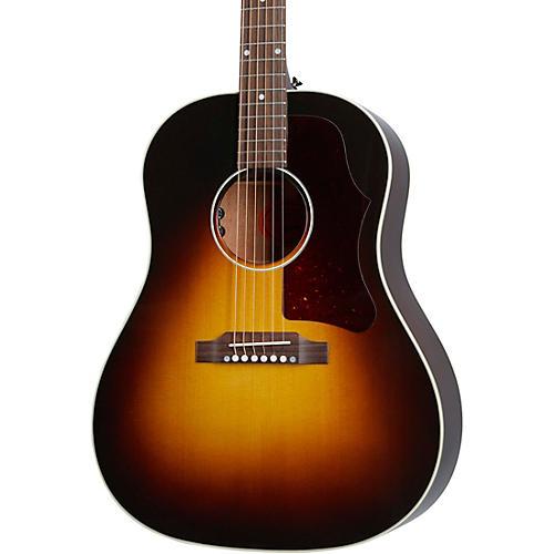 Gibson '50s J-45 Original Acoustic-Electric Guitar Vintage Sunburst