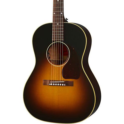 Gibson '50s LG-2 Acoustic-Electric Guitar Vintage Sunburst