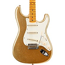 '50s Stratocaster Journeyman Relic NAMM Limited-Edition Electric Guitar Aged Gold Sparkle